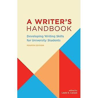 A Writer's Handbook - Developing Writing Skills for University Student