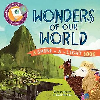Shine-a-Light - Wonders of the World - A Shine-a-Light Book by Shine-a-