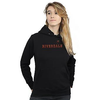 Riverdale Women's Spider Brooch Hoodie