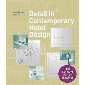 Détail in Contemporary Design Hotel - Detailing pour Interior Design par