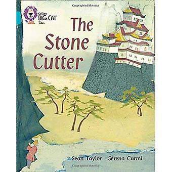 De stenen Cutter: Band 07/Turquoise (Collins Big Cat)