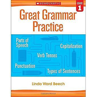 Great Grammar Practice: Grade 1