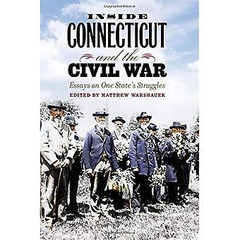 Inne i Connecticut och inbördeskriget (Garnet böcker)