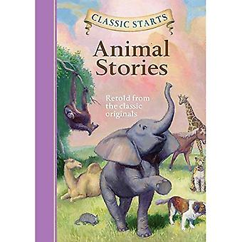 Classic Starts: Animal Stories