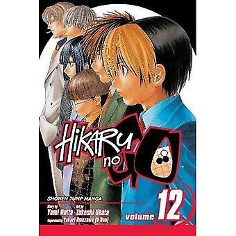Hikaru No Go, volumen 12 (Hikaru No Go (Viz Media))