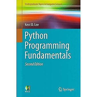 Python programmering Fundamentals (Undergraduate emner i datalogi)