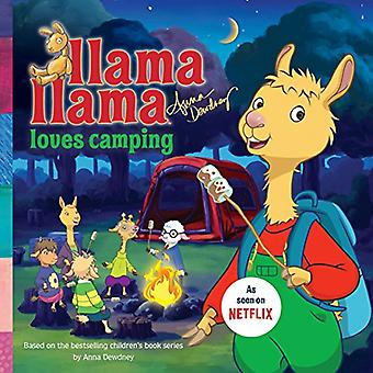 Lama Lama houdt Camping (Lama Lama)