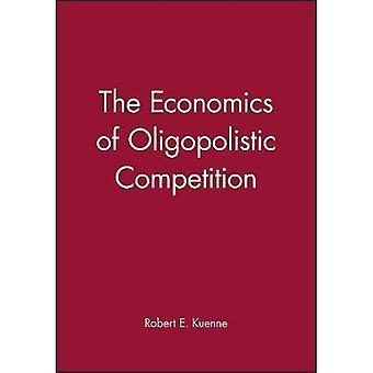Ökonomie der oligopolistischen Wettbewerb Preis und Nonprice Rivalität