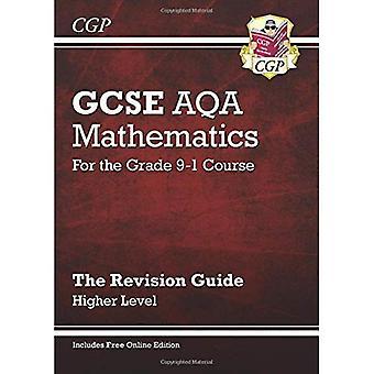 Nya GCSE matematik AQA Revision Guide: Högre - för betyget 9-1 kurs (med nätupplagan)