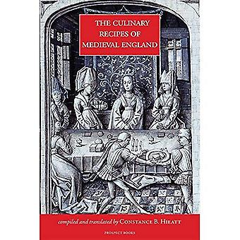 The Culinary Recipes of Medieval England