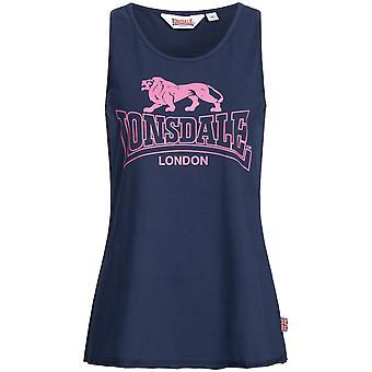 Lonsdale ladies tank top Escomb