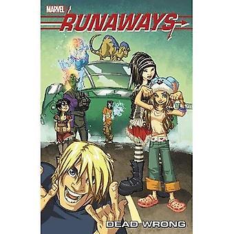 Runaways Vol. 9: Morto sbagliato