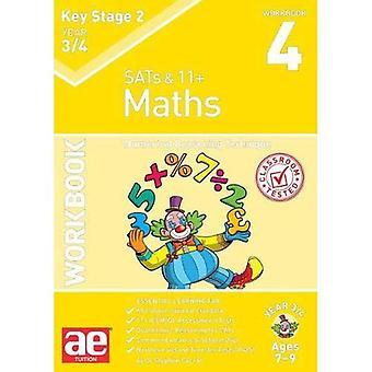 KS2 Maths Year 3/4 Workbook 4: Numerical Reasoning Technique