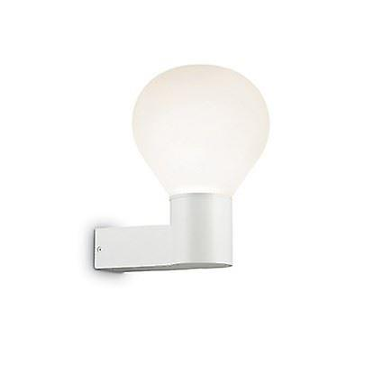 Ideal Lux - Clio blanc Wall Lamp IDL146621