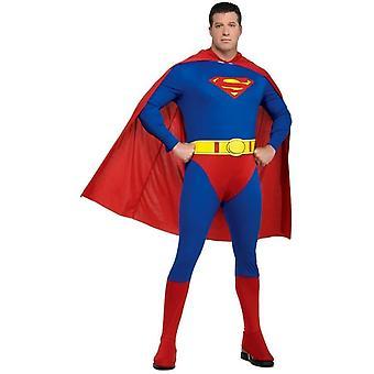 Superman Adult Plus Costume
