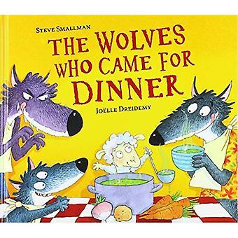 Lupi che sono venuti per la cena