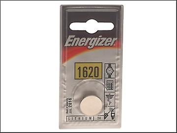 Energizer CR1620 moneda litio batería solo