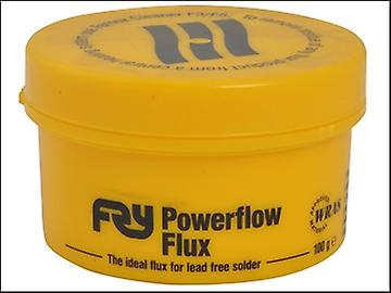Frys Metals Powerflow Flux Medium - 100g