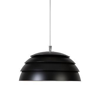 Belid - Covetto a sospensione a LED luce finitura nera 102307