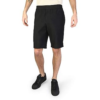Emporio Armani Men Black Short -- S1P0898928