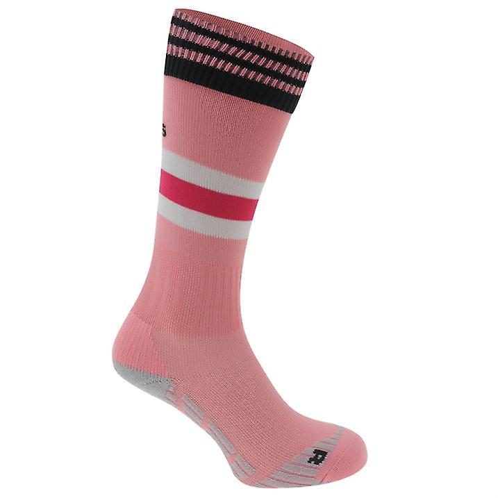 2015-2016 Juventus Adidas Away Football Socks (Pink)