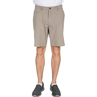 Trespass Mens Miner Longer Length Breathable Summer Shorts
