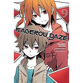 Kagerou Daze - Vol. 9 przez JIN - 9780316521246 książki