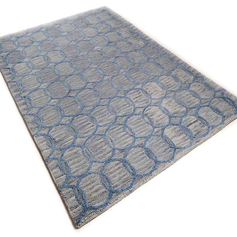 Rugs -Wool Design - Circles gris