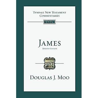 James (2nd) by Douglas J Moo - 9780830842872 Book