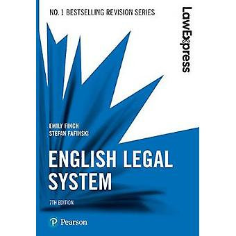 Law Express - English Legal System by Law Express - English Legal Syste
