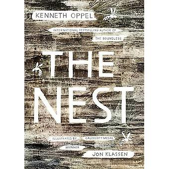 The Nest by Kenneth Oppel - Jon Klassen - 9781481432320 Book