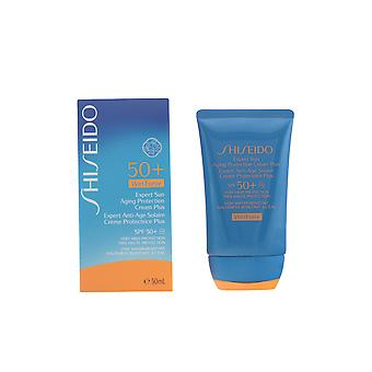 Shiseido Expert Sun Aging Protection Cream Plus Wet Force 50 Ml Unisex