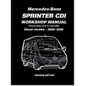 Mercedes-Benz Sprinter CDI Owners Edition 2000-2006 - 2.2 Litre Four C
