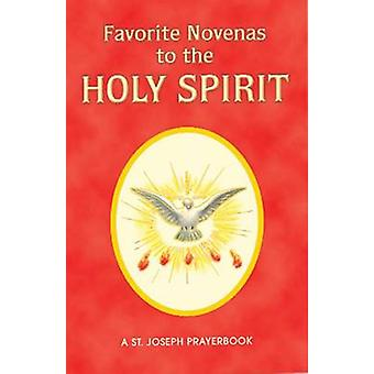 Favorite Novenas to the Holy Spirit by Lawrence G Lovasik - 978089942