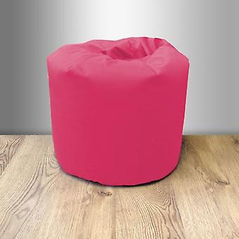 Small Children's Cotton Twill Bean Bag - Pink
