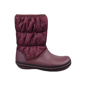 Bottes d'hiver Crocs Puff Boot W 14614-607 Bottes d'hiver pour femme