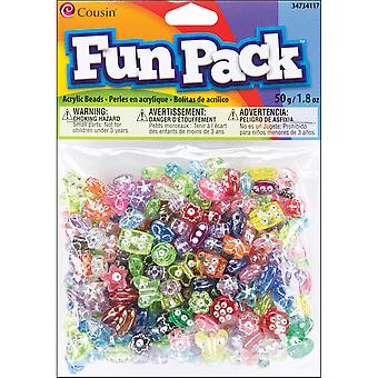 Fun Pack Assorted Diamant Perlen 34734117