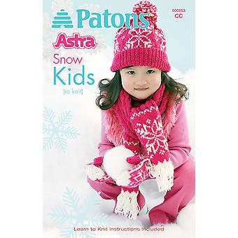 Patons Schnee Kinder Astra Pa 853