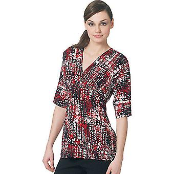 Misses' Top  Bb 8  10  12  14 Pattern V8649  Bb0