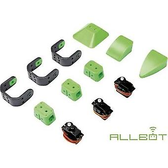 Velleman Robot assembly kit ALLBOT®-Option Bein mit 3 Servos VR013 Version: As