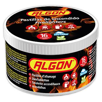 Algon 16 piller (haven, grill)