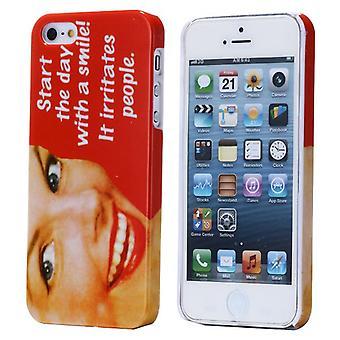 Empezar el día de cubierta para iPhone 5
