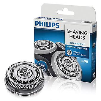 Philips Shaved Head 9000 Series Replacement Pack 3 Uds (Homme , Rasage , Accessoires)