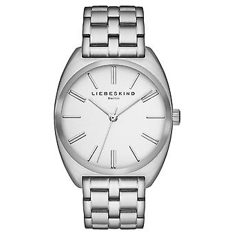 LIEBESKIND BERLIN Unisex Watch wristwatch stainless steel LT-0001-MQ