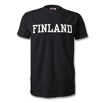 Finland Country Kids T-Shirt