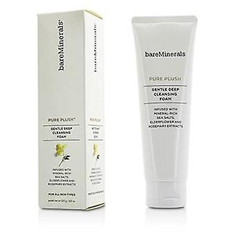 Bareminerals Pure Plush Gentle Deep Cleansing Foam - 120g/4.2oz