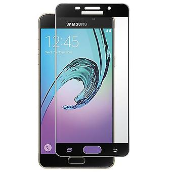 Edge to Edge Tempered Glass Screen Protector Samsung Galaxy A5 (2017) - Black