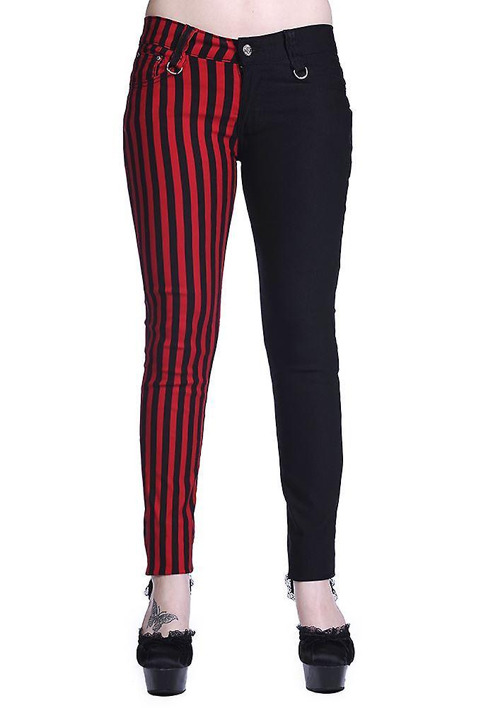 Banned Split Leg Skinny Jeans