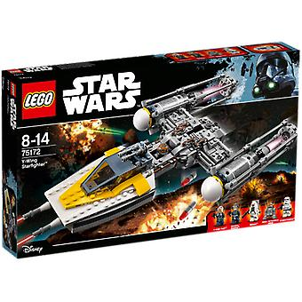 Lego 75172 Star Wars Y-Wing Starfighter (Toys , Constructions , Vehicles)