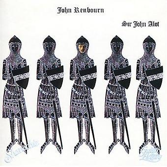 John Renbourn - Sir John Alot [CD] USA import